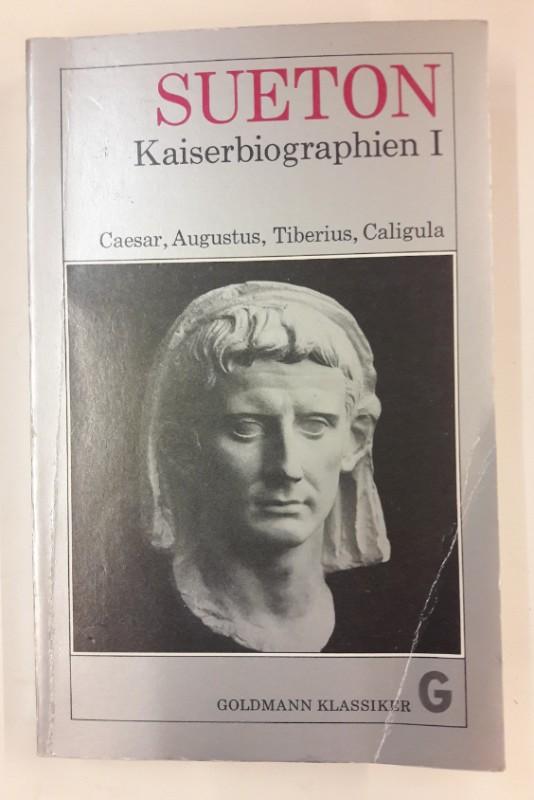 Sueton Kaiserbiographien I. Caeser