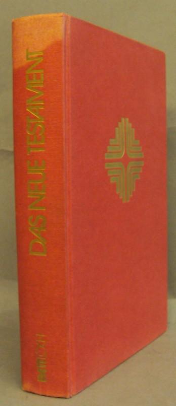 | Das Neue Testament. Einheitsübersetzung der Heiligen Schrift. Mit Bildern u. 4 Karten im Anhang