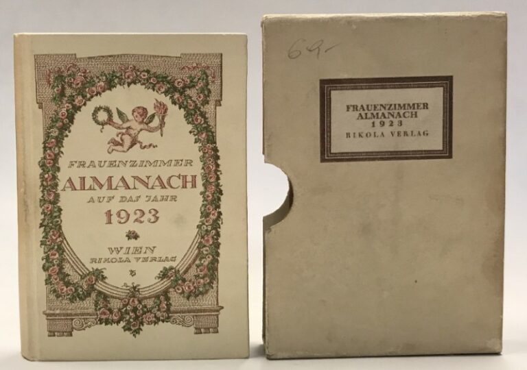 | Frauenzimmer. Almanach auf das Jahr 1923.