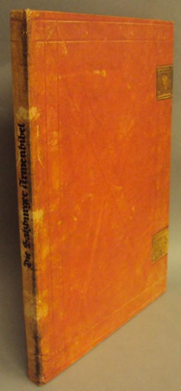   Die Salzburger Armenbibel. Codex a IX 12 aus der Erzabtei St. Peter zu Salzburg. Einführung