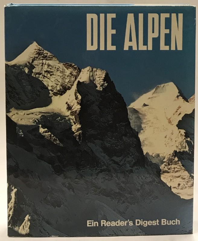 | Die Alpen. Ein Reader's Digest Buch.