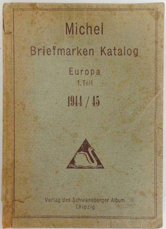 | Michel Briefmarken Katalog. Europa