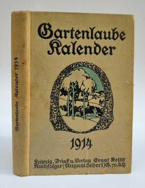| Gartenlaube-Kalender 1914. Mit zahlr. Abb. u. Illustrationen