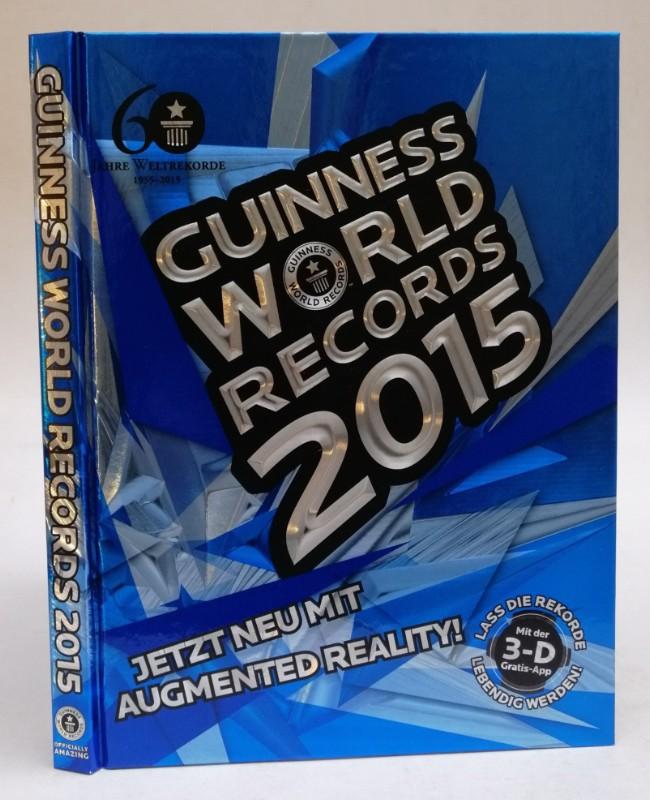 | Guinness World Records 2015. Mit zahlr. Abb.