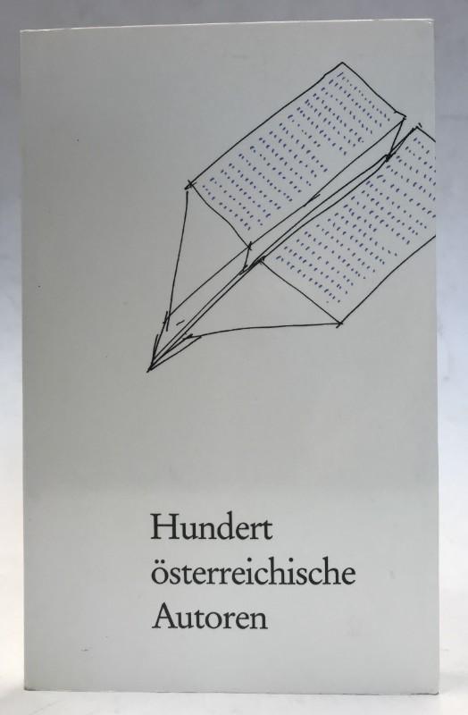   Hundert österreichische Autoren.