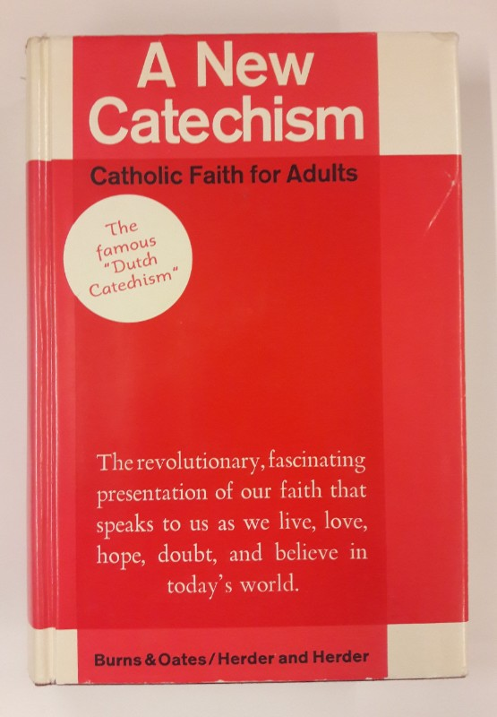| A New Catechism. Catholic Faith for Adults.