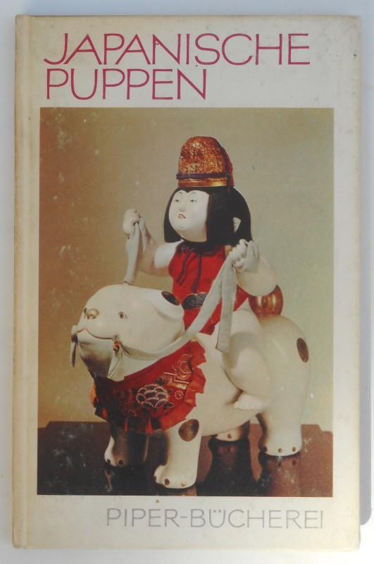 | Japanische Puppen. 16 Fotos vonTakabayashi Yasushi. Nachwort von Irmtraud Schaarschmidt-Richter.