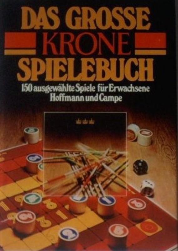 | Das große Krone-Spielebuch. 150 ausgewählte Spiele für Erwachsene. Mit zahlr. Abb.