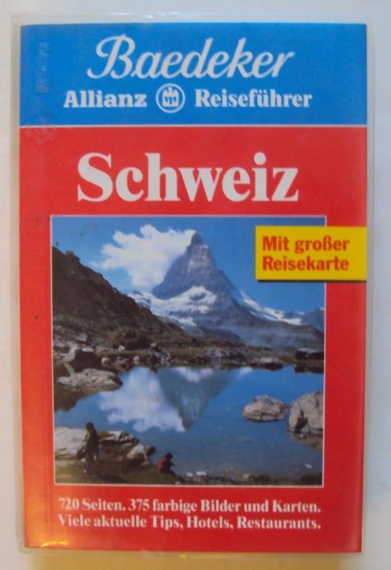 | Baedeker Allianz Reiseführer Schweiz.