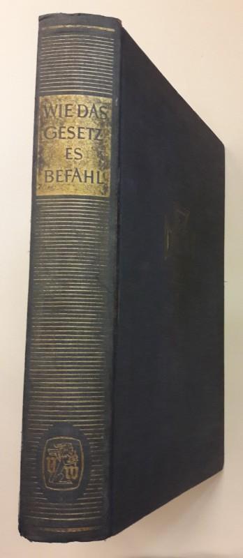 | Weltkrieg 1939-1945. Ehrenbuch der deutschen Wehrmacht. Mit 54 Kartenskizzen und 171 Abb.