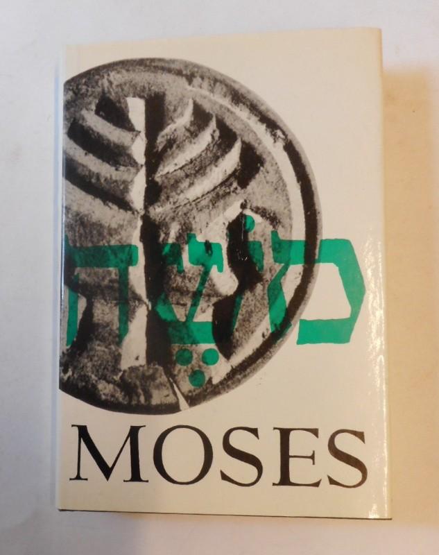 | Moses in Schrift und Überlieferung. Mit Beiträgen v. Henri Gazelles