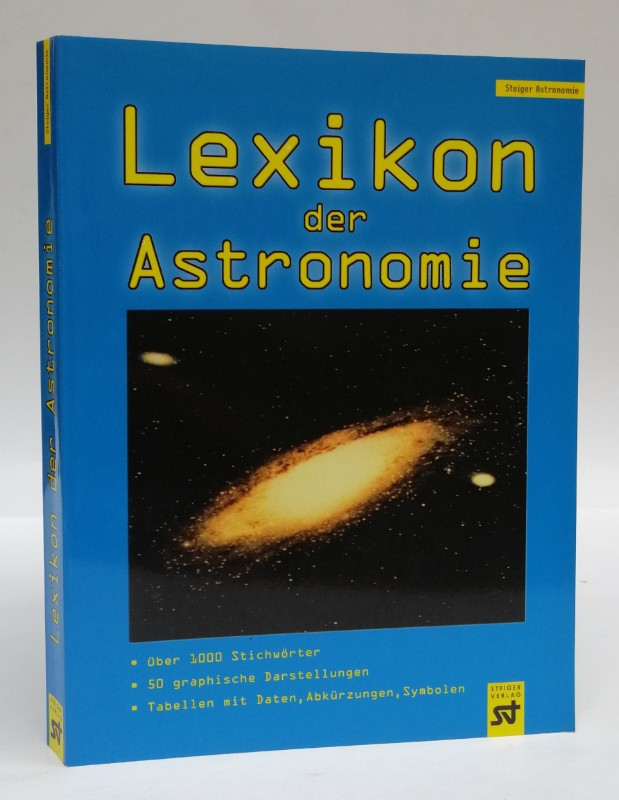 | Lexikon der Astronomie. Mit zahlr. Illustrationen