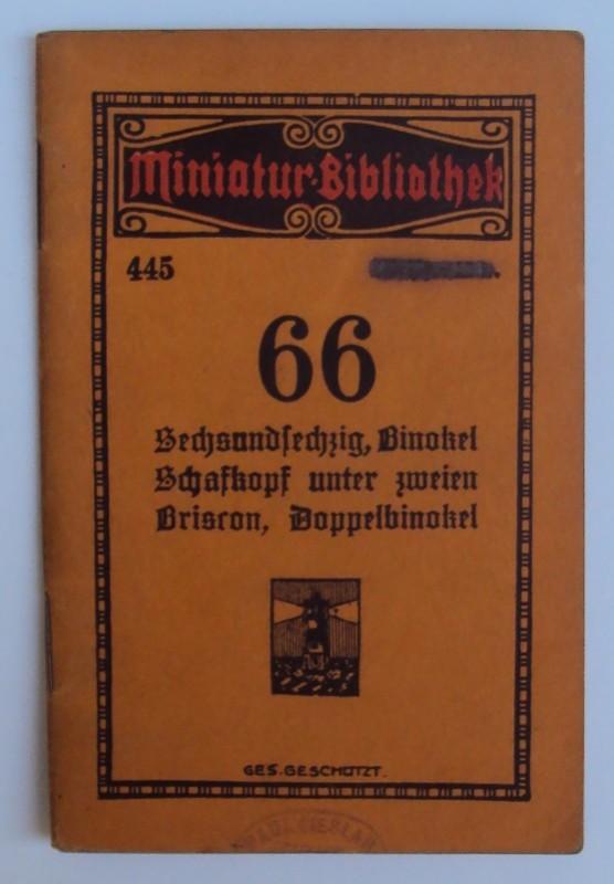 | 66. Sechsundsechzig