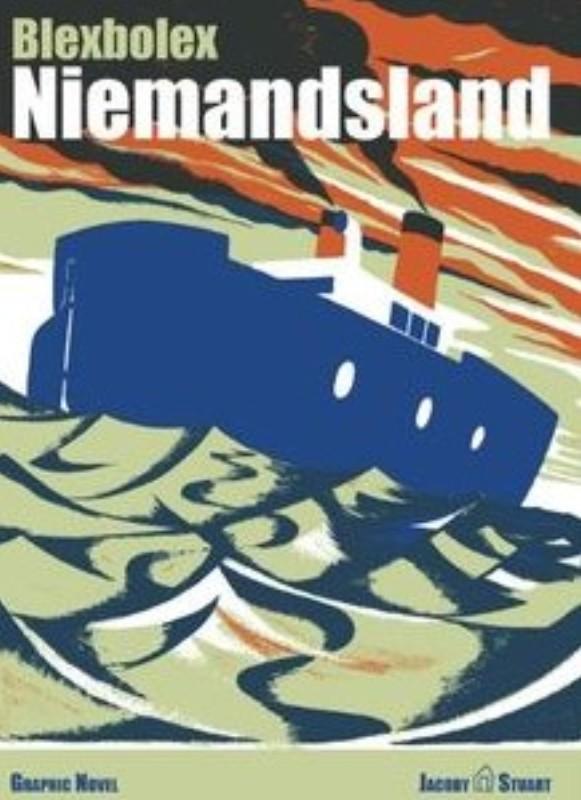 Blexbolex Niemandsland. Graphic Novel.