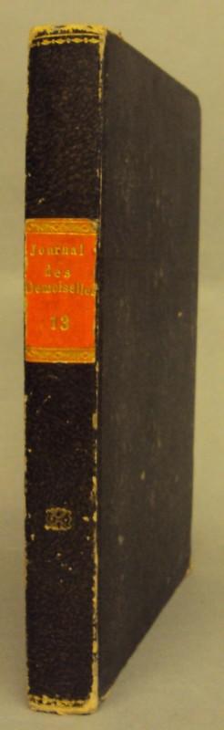 | Journal des Demoiselles. Année 1845. Mit 11 kolorierten lithogr. Modetafeln