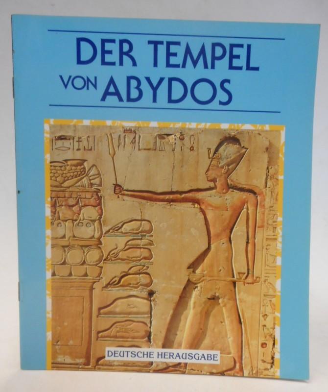 | Der Tempel von Abydos.