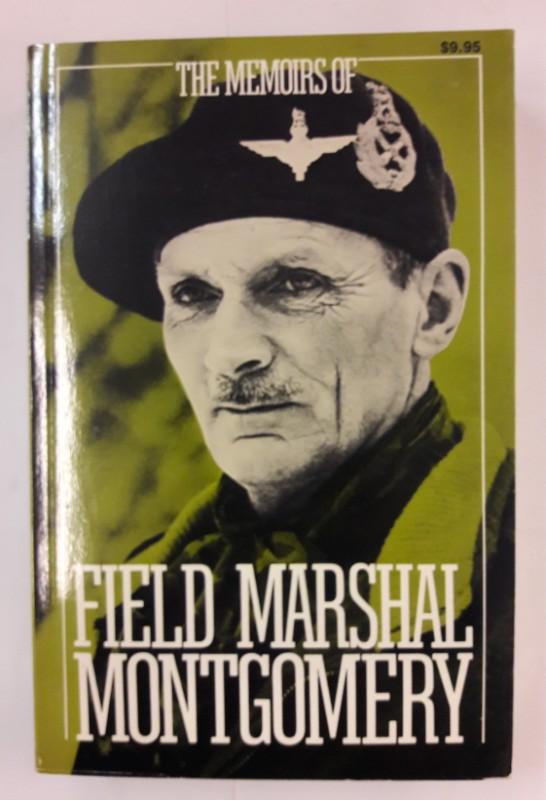 | The Memoirs of Field Marshal Montgomery.