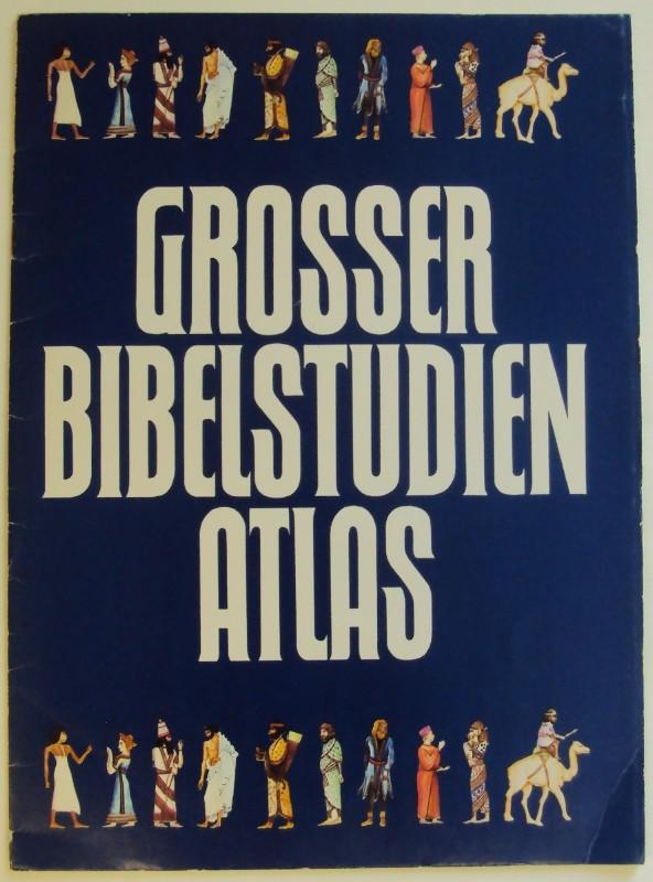 | Großer Bibelstudien-Atlas. Mit 17 Karten u. alphabetischem Verzeichnis