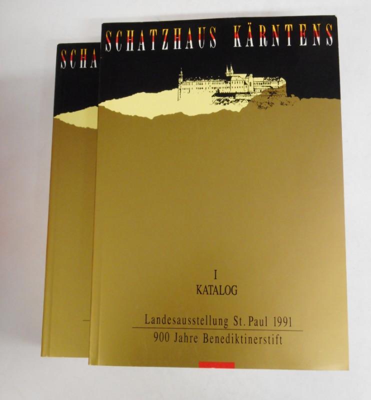 | Schatzhaus Kärntens. Landesausstellung St. Paul 1991