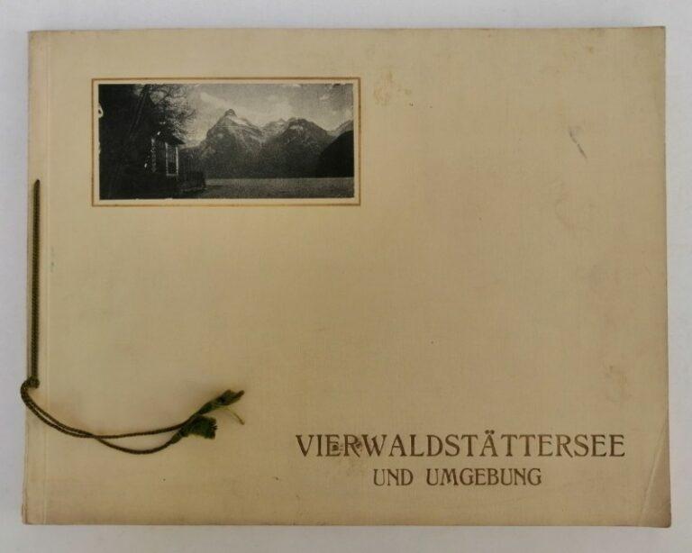 | Vierwaldstättersee und Umgebung. 84 Illustrationen