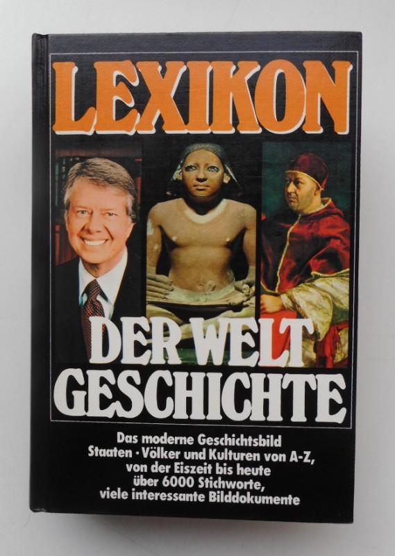   Lexikon der Weltgeschichte.