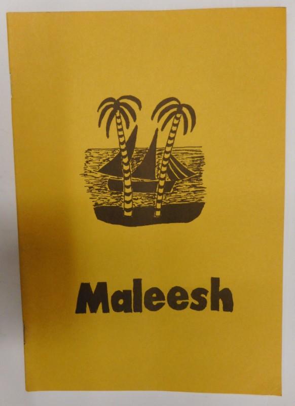 Ehem. Gebirgstruppe Maleesh. Von der Gebirgstruppe in die ägyptische Wüste. Stationen einer vierjährigen Kriegsgefangenschaft.