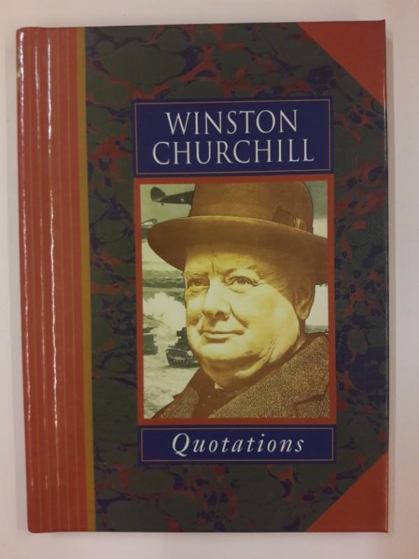 | Winston Churchill Quotations.