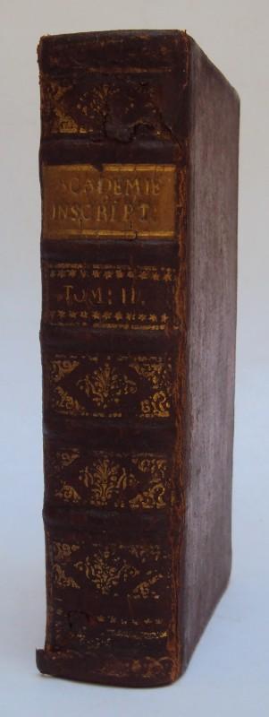 | Memoires de Litterature. Tirez des Regîstres de l'Academie Royale des Inscriptions et Belles-Lettres