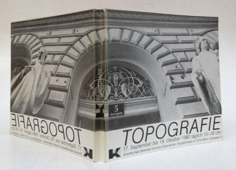 | Topografie. Mit zahlr. s/w-Abb.