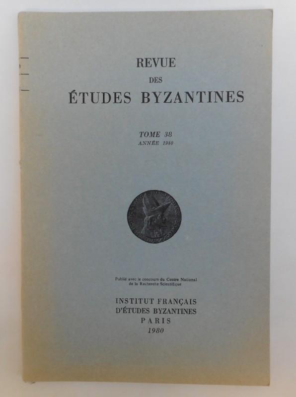 | Revue des Etudes Byzantines