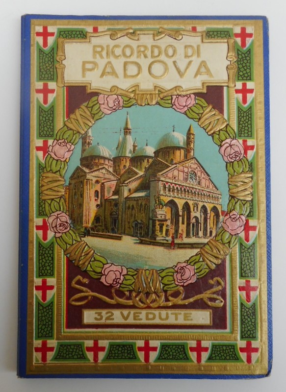 | Ricordo di Padova. 32 Vedute.