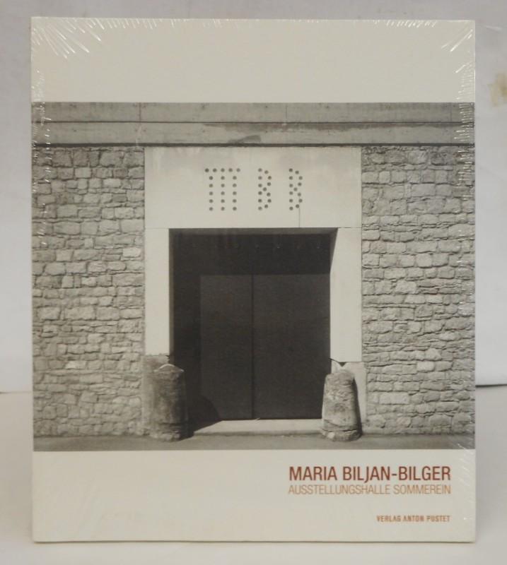 | Maria Biljan-Bilger - Ausstellungshalle Sommerein. Mit zahlr. Abb.
