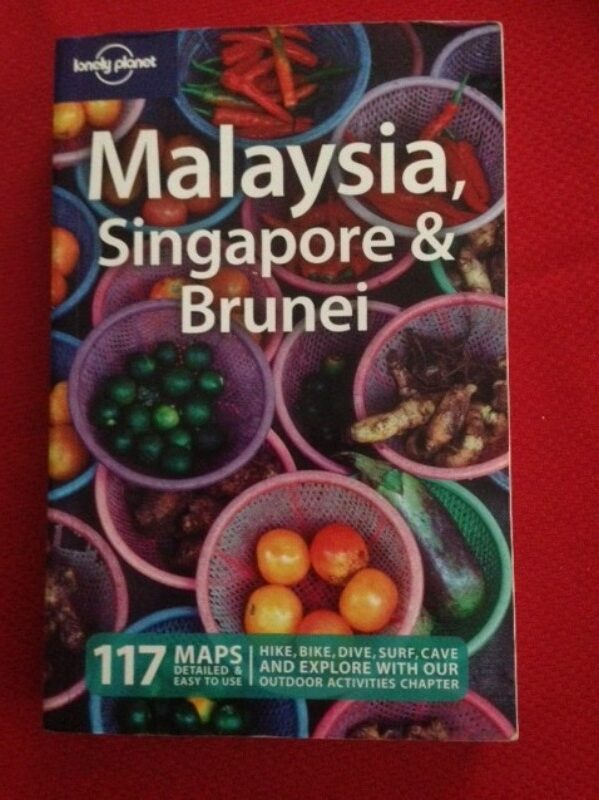 lonely planet Lonely Planet  Malaysia