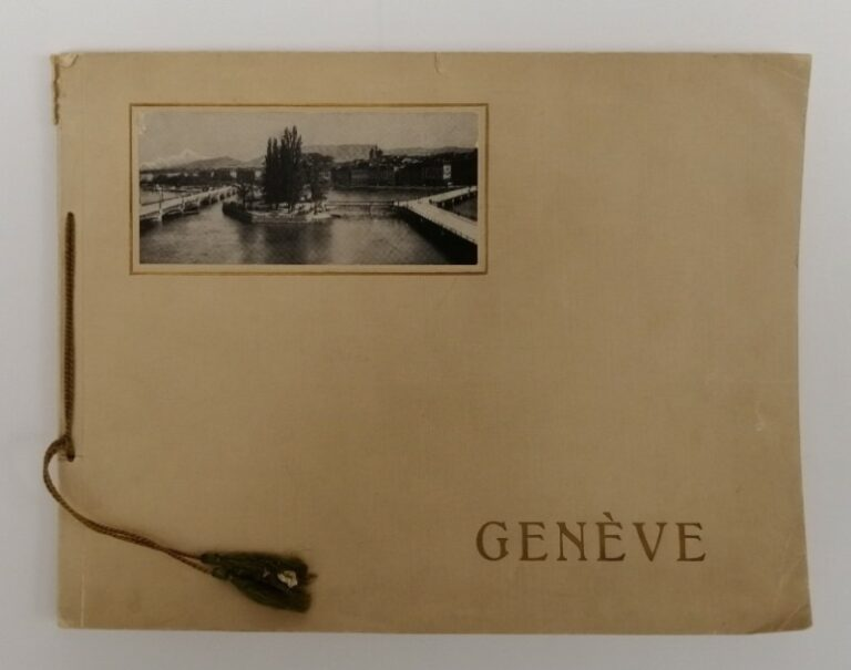 Genève. Album de 36 vues.