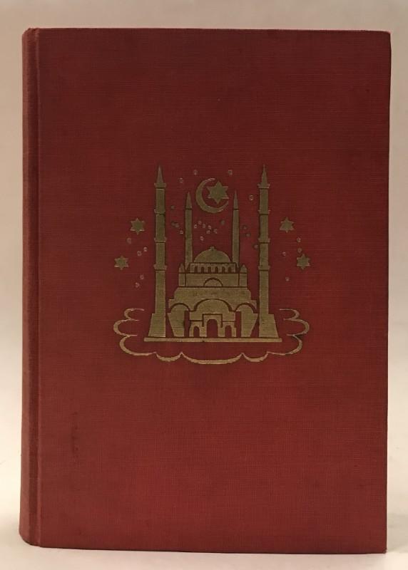 | Die schönsten Erzählungen aus Tausendundeine Nacht. Acht Farbtafeln von Max Frey und zehn Zeichnungen von Wolfgang Felten.