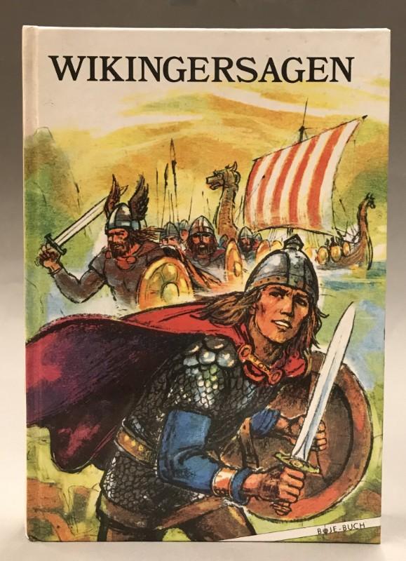 Wikingersagen. Harald Schönhaar. Egil Skallagrimsson. Ingimund.