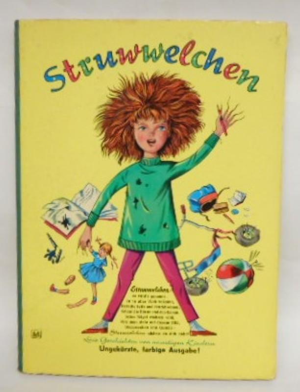 Struwwelchen. Die Geschichten von unartigen Kindern. Ungekürzte